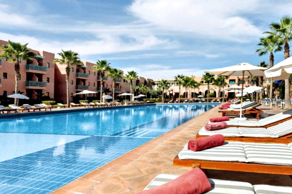 Piscine - Hôtel Les Jardins de L'Agdal & Spa 5* Marrakech Maroc