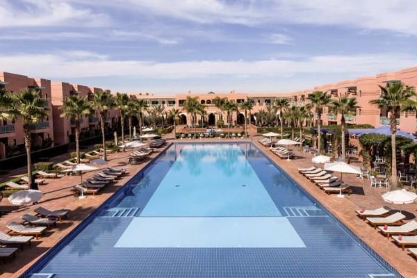 H tel les jardins de l agdal hotel spa marrakech maroc ecotour - Les jardins de l agdal marrakech ...