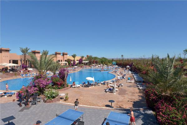 Piscine - Club Lookéa Dar Atlas 4* Marrakech Maroc