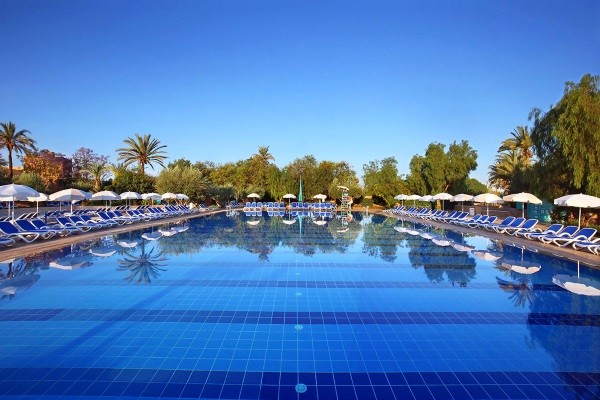 Piscine - Club Marmara Madina 4* Marrakech Maroc