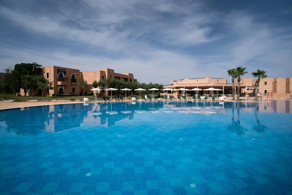 Piscine - Hôtel Marrakech Ryads Parc & Spa 4*