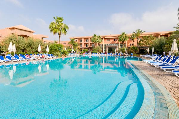 Hôtel Maxi Club Labranda Targa Aqua Parc