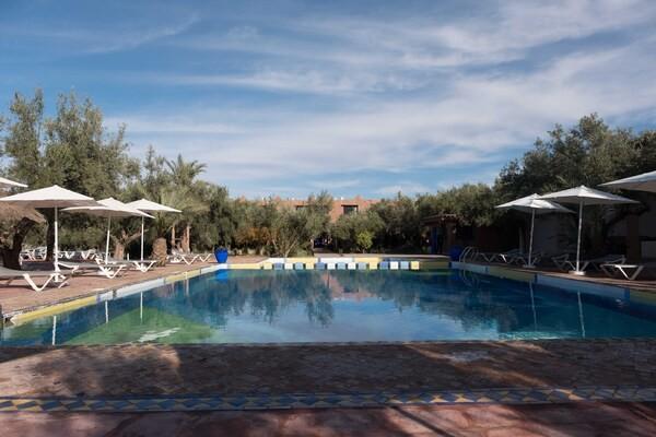 Vacances Marrakech: Hôtel Oliveraie Jnane Zitoune