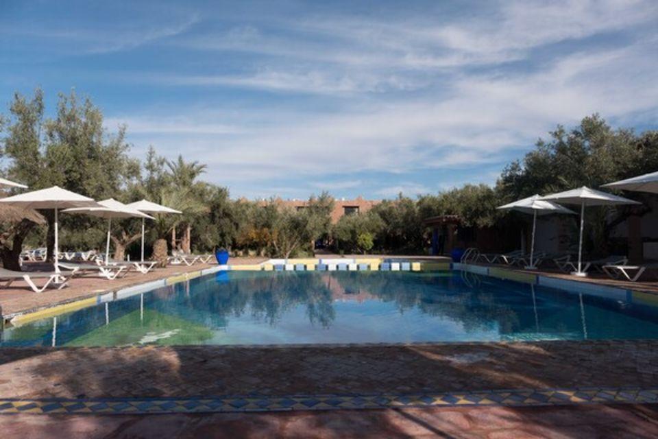 Hôtel Oliveraie Jnane Zitoune Marrakech & Villes Impériales Maroc