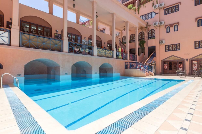 Piscine - Oudaya 3* Marrakech Maroc