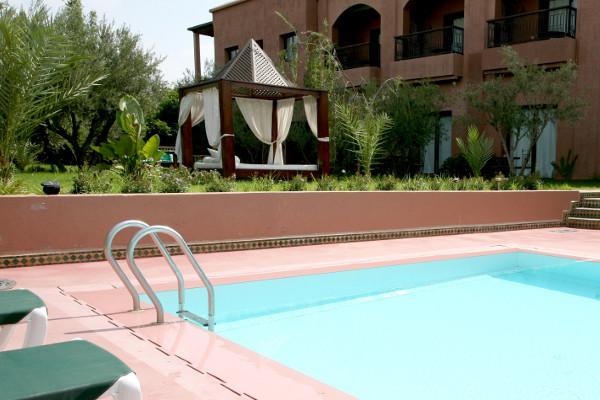 Piscine - Palais Jena 4* Marrakech Maroc
