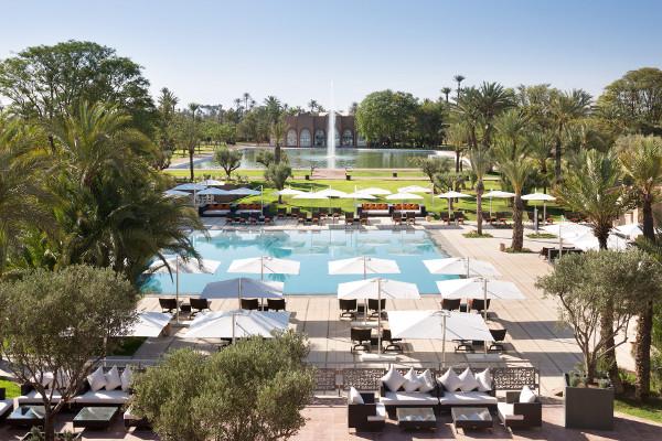 H tel pullman marrakech palmeraie resort and spa marrakech for Hotel marrakech pas cher avec piscine