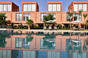 Maroc-Marrakech, Hôtel Rawabi & Spa