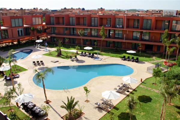 Piscine - Rawabi & Spa 4* Marrakech Maroc