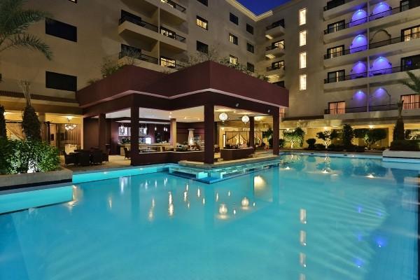 H tel red marrakech marrakech maroc partir pas cher for Hotel marrakech pas cher avec piscine
