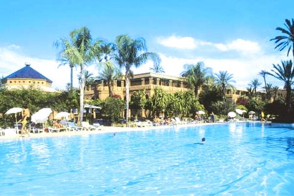 Piscine - Hôtel Riu Tikida Garden 4*