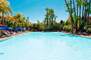 Maroc-Marrakech, Hôtel Riu Tikida Garden
