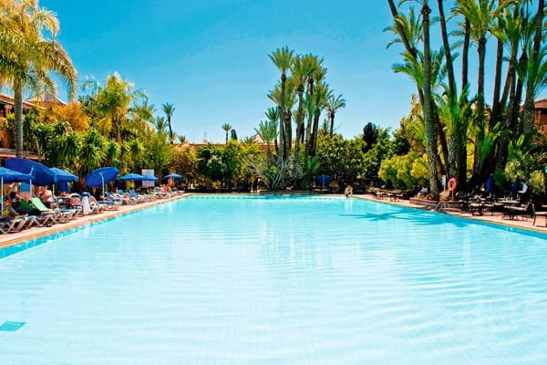 Piscine - Riu Tikida Garden 4* Marrakech Maroc
