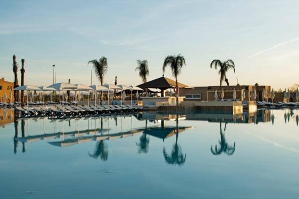 Piscine - Hôtel Riu Tikida Palmeraie (sans transport) 4* Marrakech Maroc