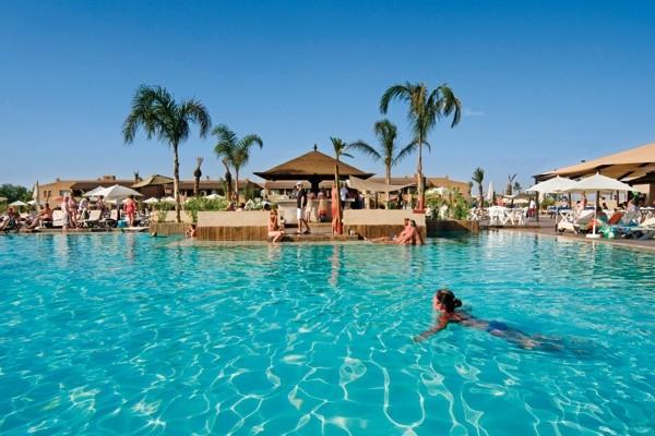 Piscine - Hôtel Riu Tikida Palmeraie 4* Marrakech Maroc