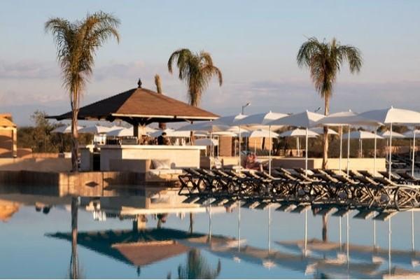h tel riu tikida palmeraie marrakech maroc ecotour. Black Bedroom Furniture Sets. Home Design Ideas