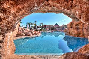 Maroc-Marrakech, Hôtel Sangho Marrakech