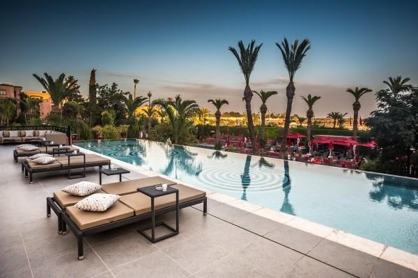Piscine - Hôtel Sofitel Marrakech Lounge And Spa 5*