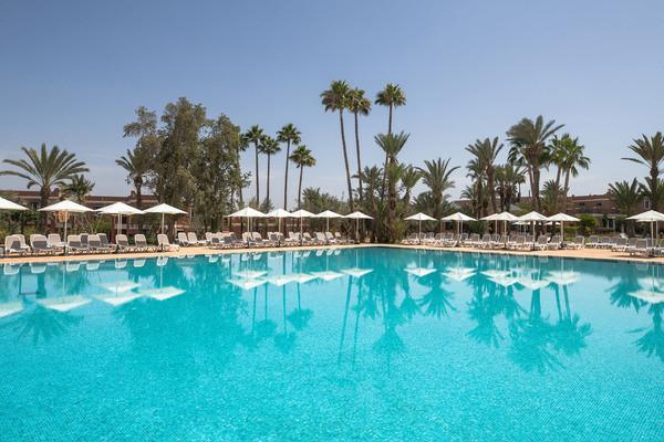 Piscine - Sol Oasis Marrakech