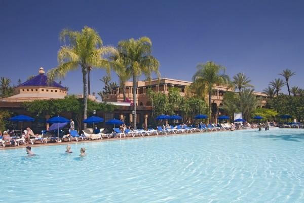 Piscine - Hôtel TUI SENSIMAR Tikida Garden 4* Marrakech Maroc