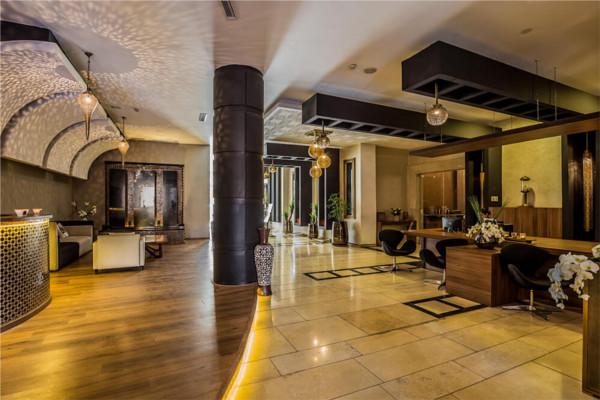Reception - Dellarosa 4* Marrakech Maroc