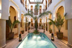 Maroc - Marrakech, Hôtel Riads Angsana 4*