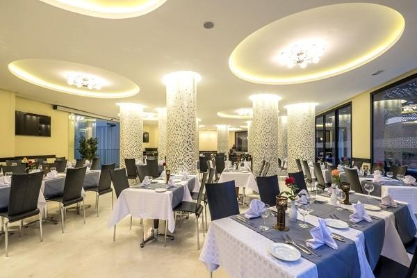 Restaurant - Hôtel Ayoub Marrakech 4* Marrakech Maroc