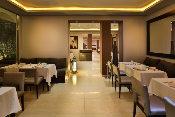 Restaurant - Opera Plaza Hotel Marrakech 4*Sup Marrakech Maroc