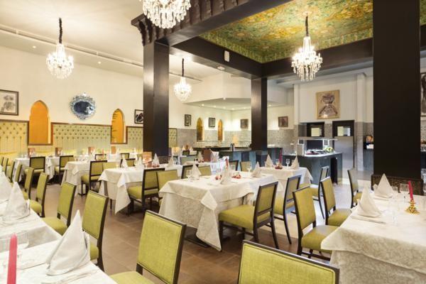 Restaurant - Clubhotel Riu Tikida Palmeraie 4* Marrakech Maroc