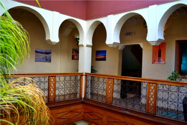 Terrasse - Amya 4* Marrakech Maroc