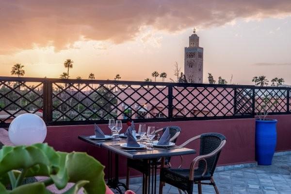 Terrasse - Riad Riad Marrakech by Hivernage 3* Marrakech Maroc
