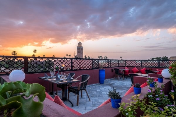Vacances Marrakech: Riad Riad Marrakech by Hivernage