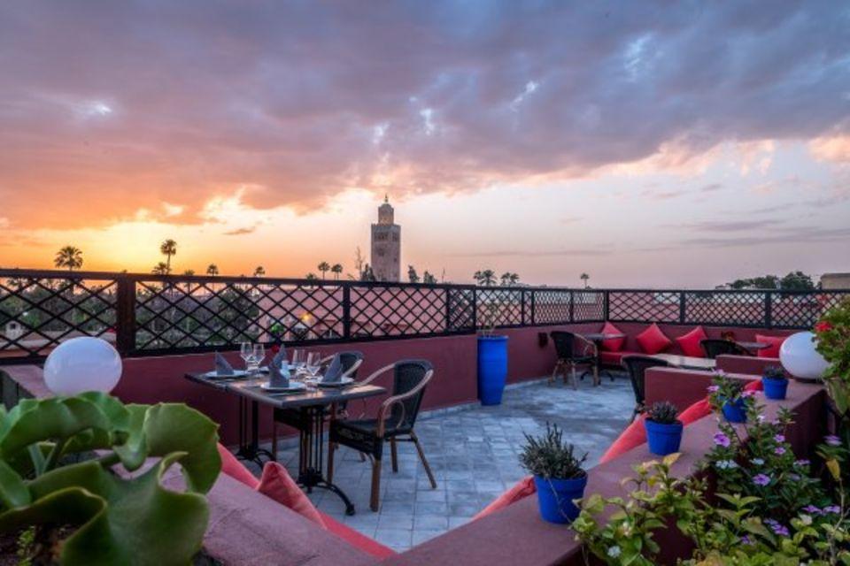 Riad Riad Marrakech by Hivernage Marrakech & Villes Impériales Maroc