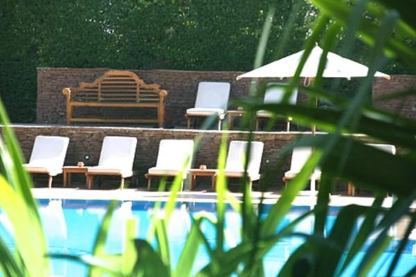 Terrasse - Sofitel Marrakech Lounge And Spa 5* Marrakech Maroc