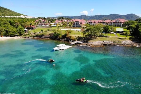(fictif) - Hôtel Village Pierre et Vacances Sainte Luce Martinique Fort De France Martinique