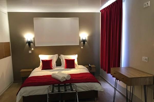 Chambre - Hôtel Hôtel Diamant Les Bains 4* Fort De France Martinique