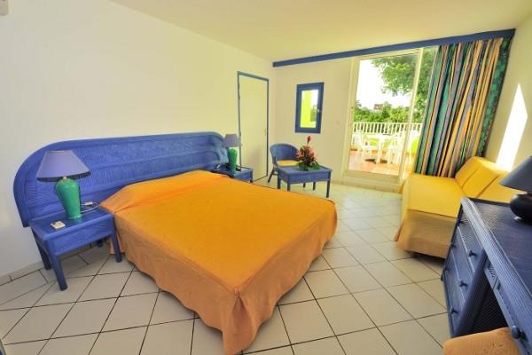 Chambre - Hôtel Karibéa Amandiers 3* Fort De France Martinique