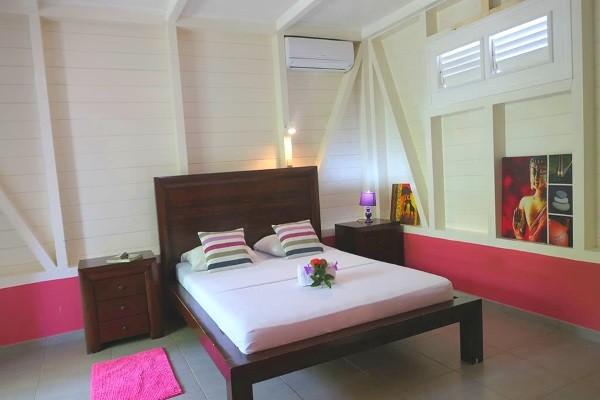 Chambre - Hôtel Les Bungalows Du Verger Fort De France Martinique