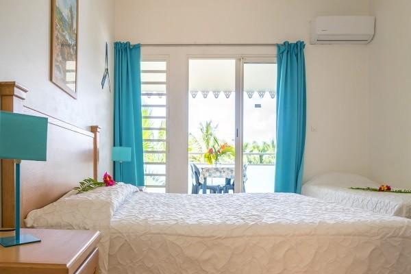 Chambre - Résidence hôtelière Résidence Cayalines Fort De France Martinique