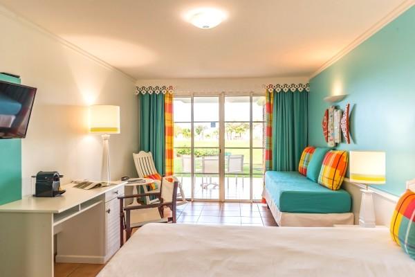 Chambre - Hôtel Village Pierre et Vacances Sainte Luce Martinique Fort De France Martinique