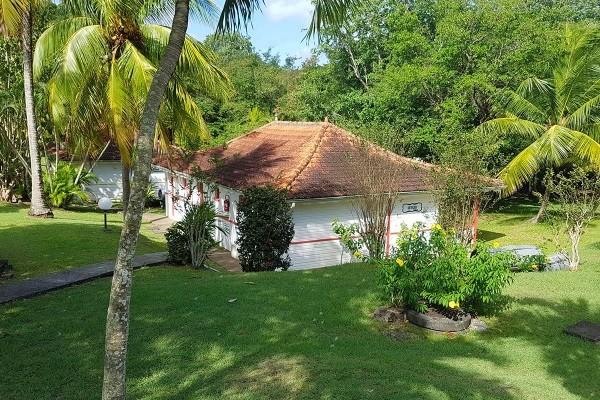 Facade - Club Heliades L'impératrice Village Fort De France Martinique
