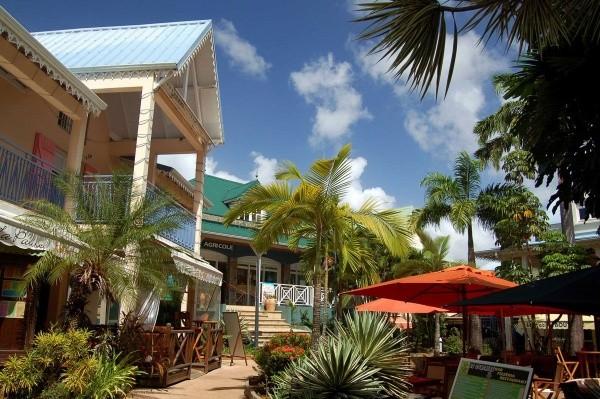Facade - Hôtel La Pagerie 4* Fort De France Martinique