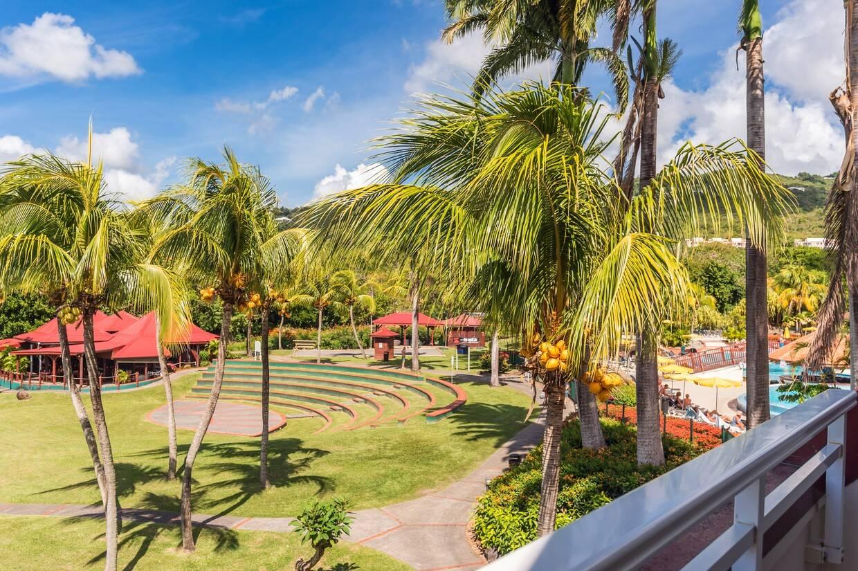 Parc - Village Vacances Pierre & Vacances Sainte-Luce 3* Fort De France Martinique