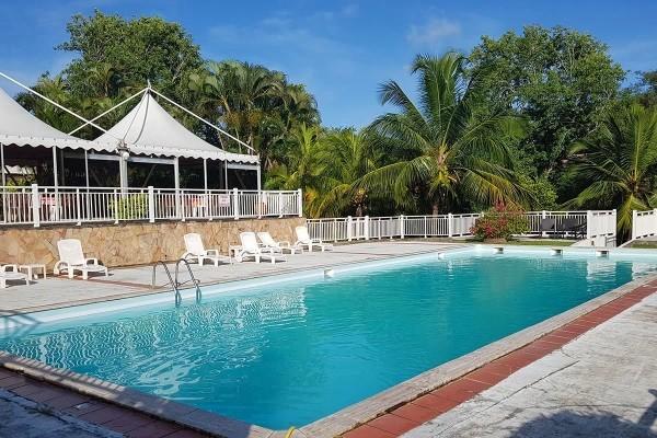 Piscine - Club Heliades L'impératrice Village Fort De France Martinique