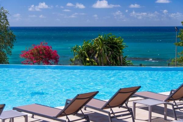 Piscine - Karibea Sainte Luce Hôtel Amandiers 3* Fort De France Martinique