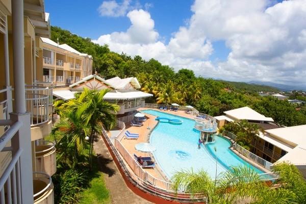Piscine - La Goelette Fort De France Martinique