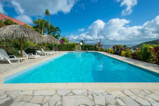 Fram Martinique : hotel Résidence hôtelière Panoramic - Fort De France