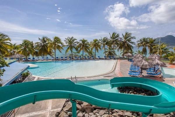 Piscine - Hôtel Résidence Marine Hotel Diamant Location de voiture 3* Fort De France Martinique