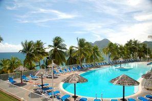 Martinique-Fort De France, Hôtel Résidence Marine Hotel Diamant Location de voiture