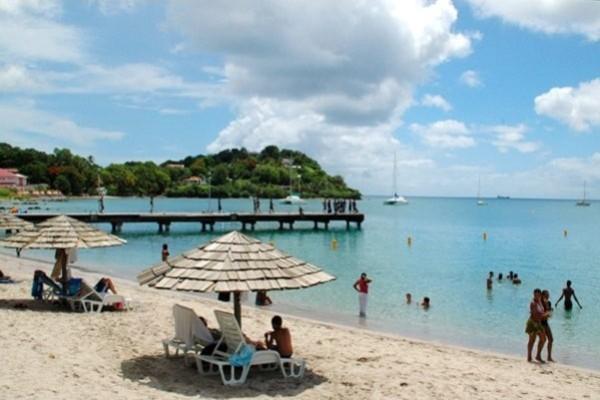 Plage - Hôtel Bambou 3* Fort De France Martinique